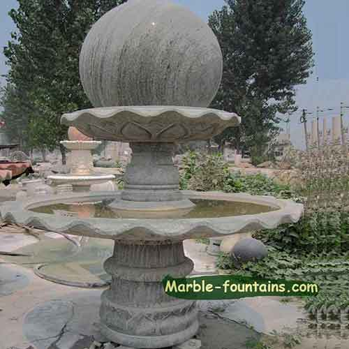 sphere-fountain-bubbler