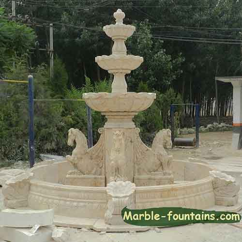3-tier-flying-horses-fountain