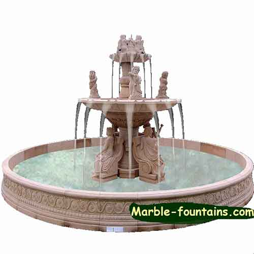 Fountain Statues For Ponds