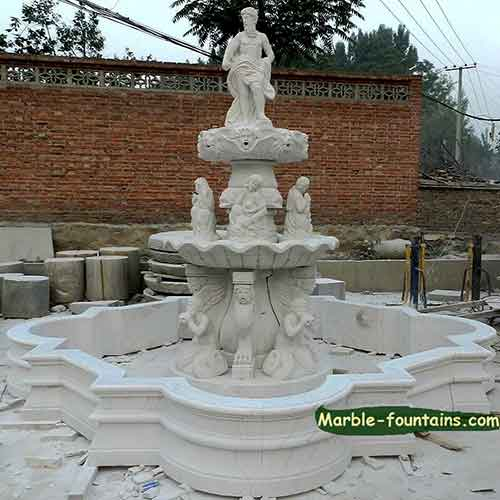 Victorian Garden Statues Fountains