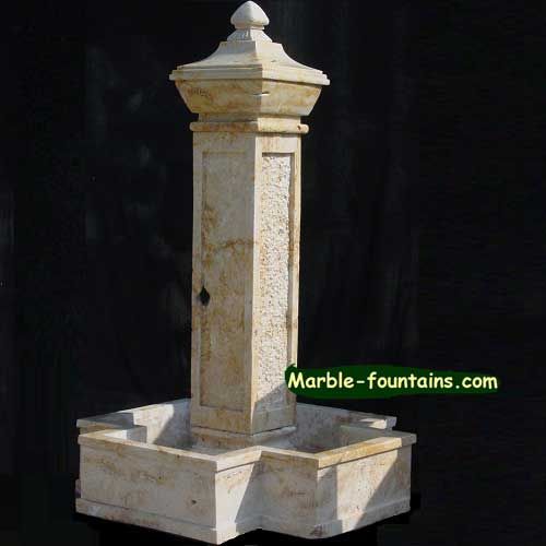 cheap outdoor fountains