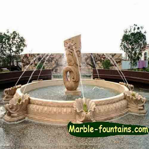 Cheap Marble Outdoor Fountains