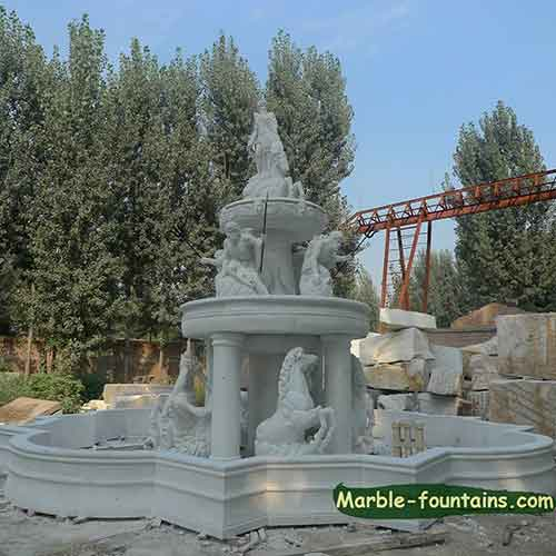 natural stone fountains for sale