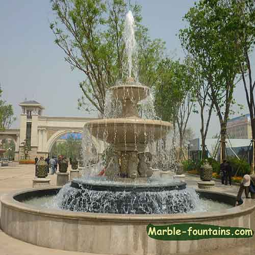 Granite Fountain Granite Fountain Granite Fountain