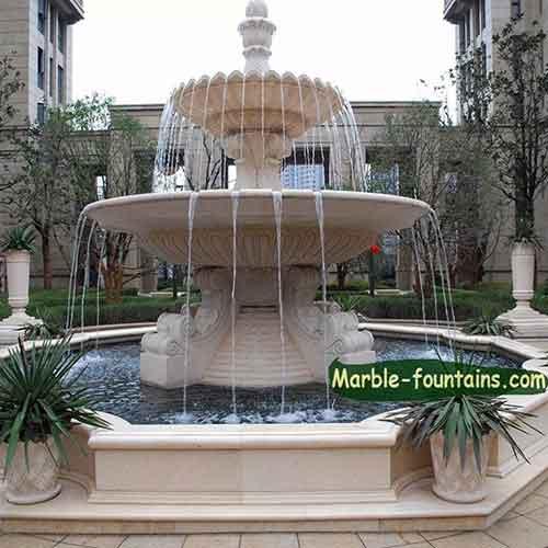 Large Fountain Large Fountain Large Fountain